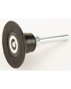 "Turn-on-Style 1/4"" Shaft Disc Holder 2"""