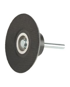 "Turn-on-Style 1/4"" Shaft Disc Holder 3"""